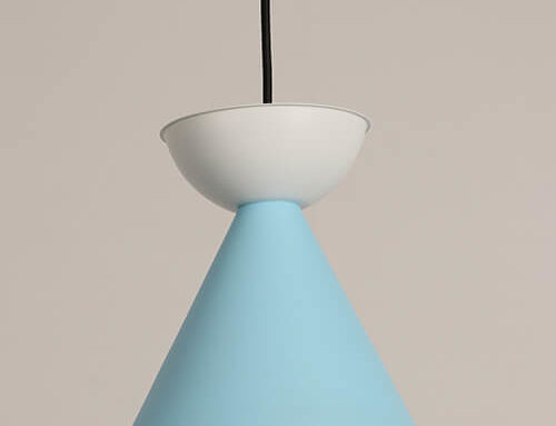 Aluminum Pendant Light WLD150