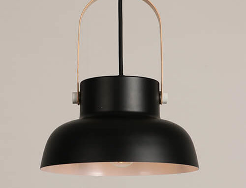 Aluminum Pendant Light WLD155