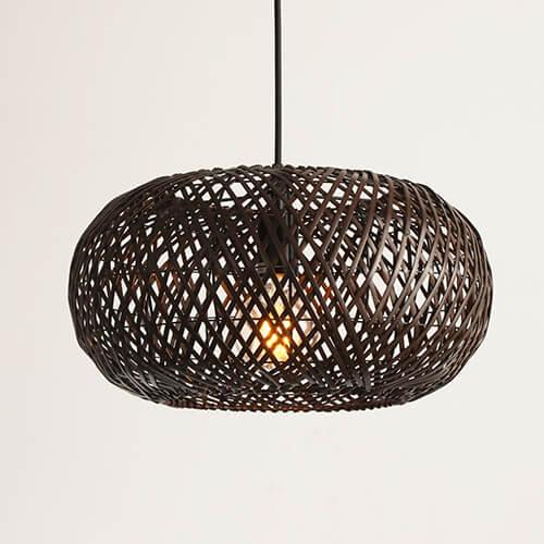 Bamboo Pendant Lamp WZL053 (2)