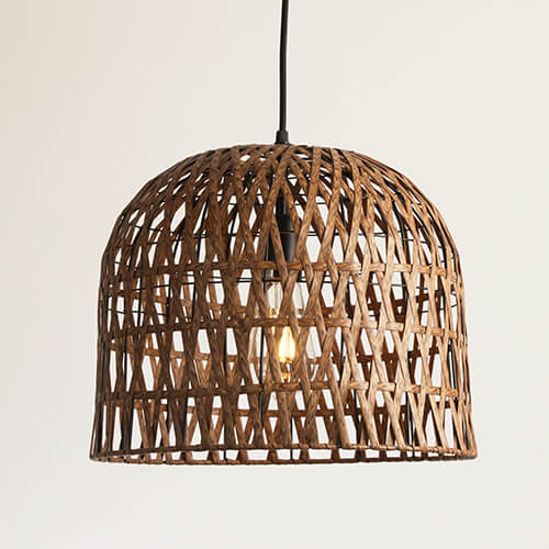 Bamboo Pendant Lamp WZL054