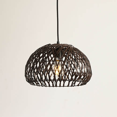 Bamboo Pendant Lamp WZL055