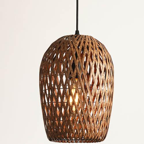 Bamboo Pendant Lamp WZL056