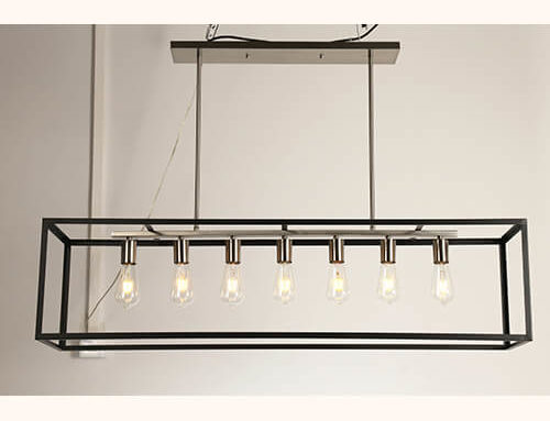 Iron Pendant Lamp WTY221B