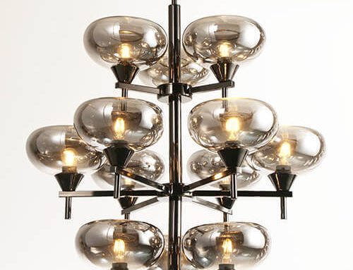 Iron Pendant Lamp WTY229-12