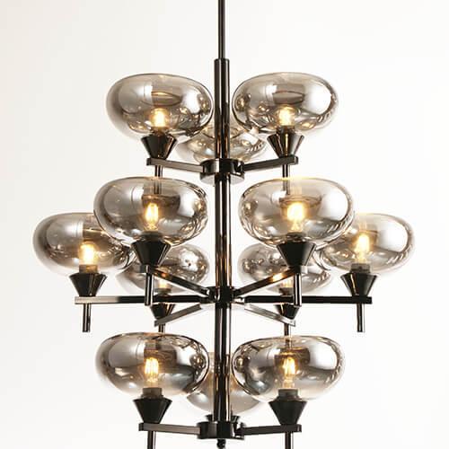 Iron Pendant Lamp WTY229-12 2