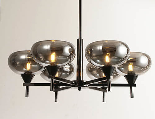 Iron Pendant Lamp WTY229