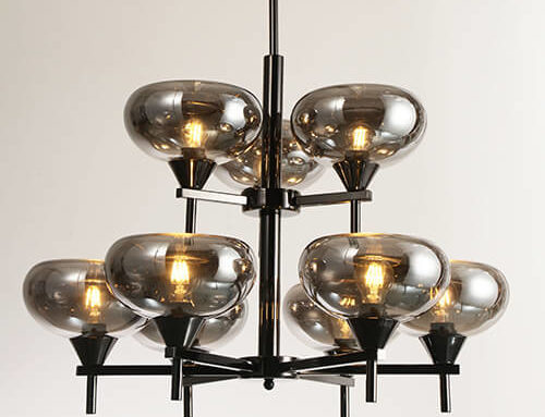Iron Pendant Lamp WTY229-9