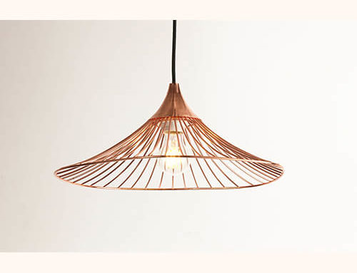 Iron Pendant Lamp WTY406A