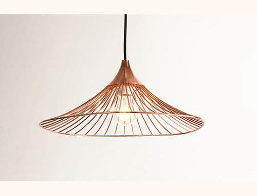 Iron Pendant Lamp WTY406A