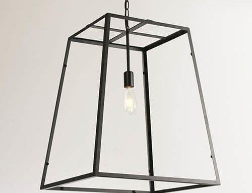 Iron Pendant Lamp WYT313B