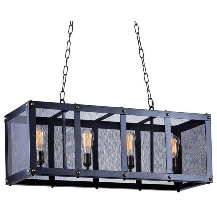 Iron Pendant Light WTY418