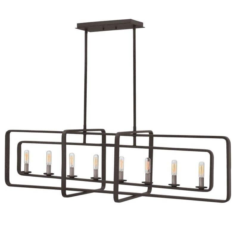 Iron Pendant Light WTY421