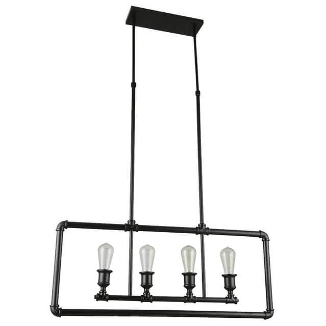 Iron Pendant Light WTY423