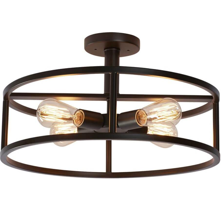 Iron Pendant Light WTY424