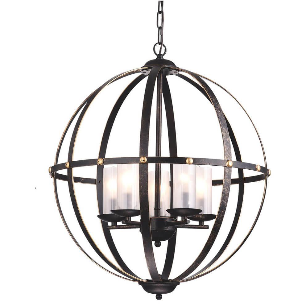 Iron Pendant Light WTY433