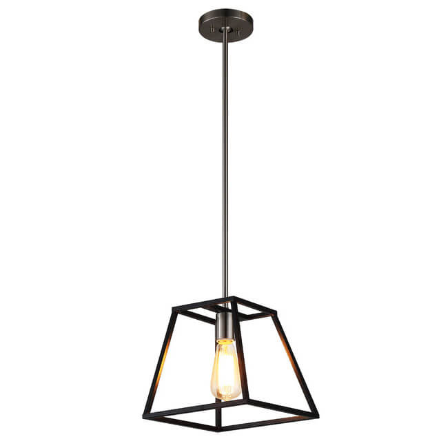 Iron Pendant Light WTY434