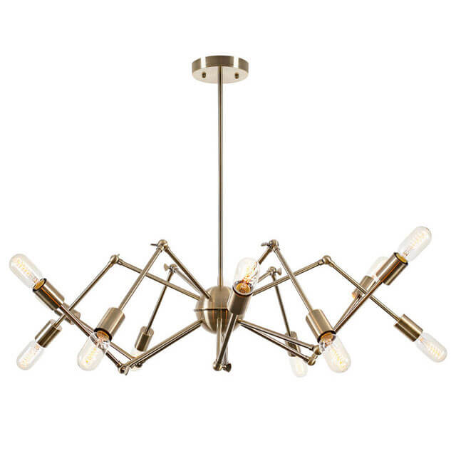 Iron Pendant Light WTY437