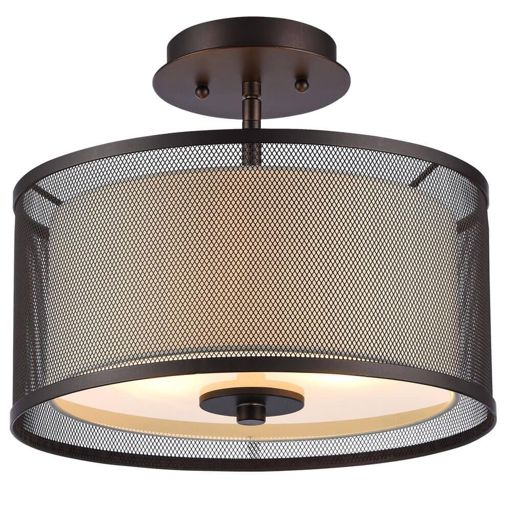 Iron Pendant Light WTY439