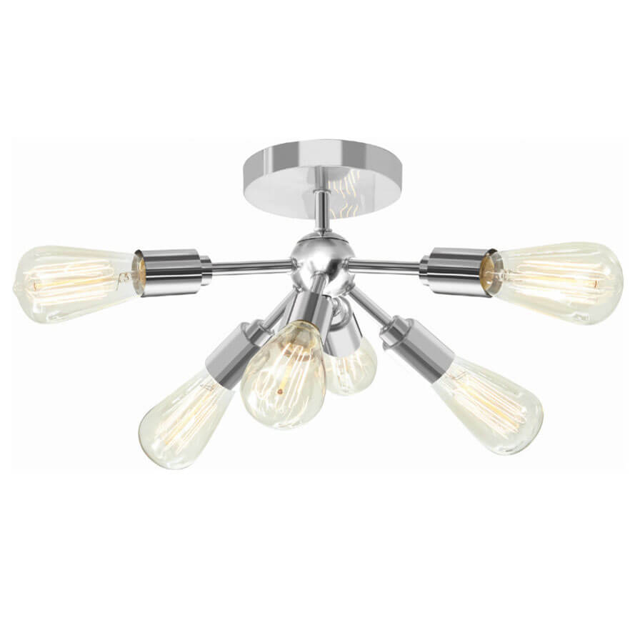 Iron Pendant Light WTY443