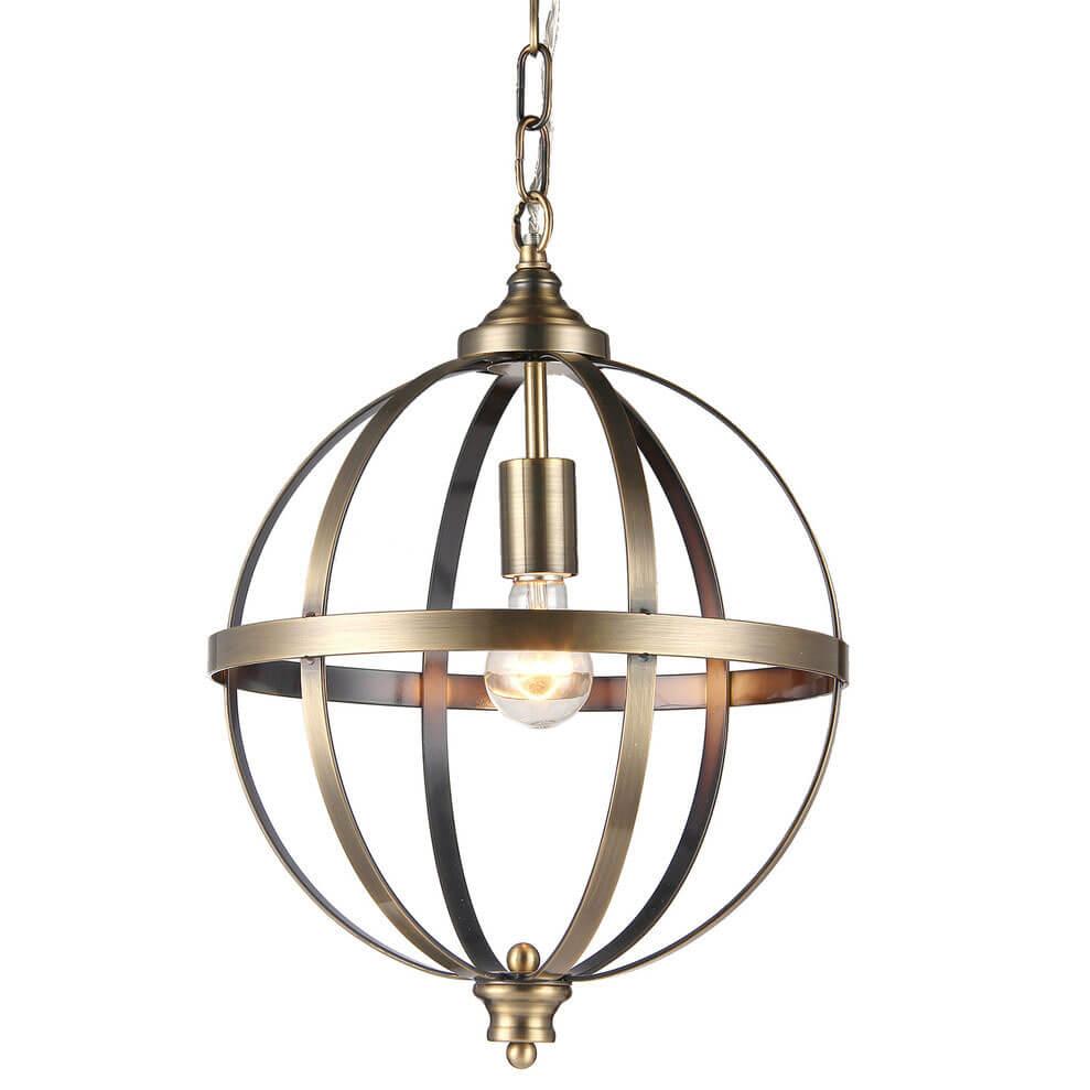 Iron Pendant Light WTY445