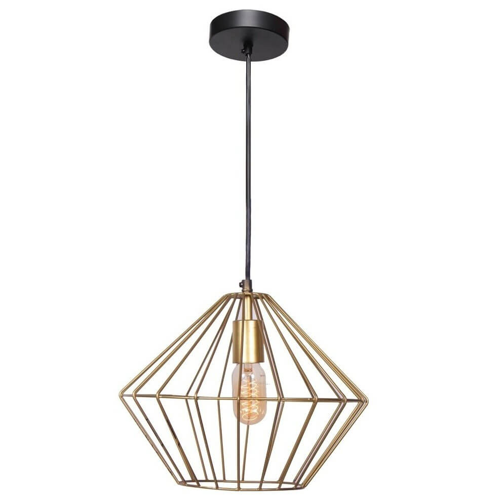 Iron Pendant Light WTY447