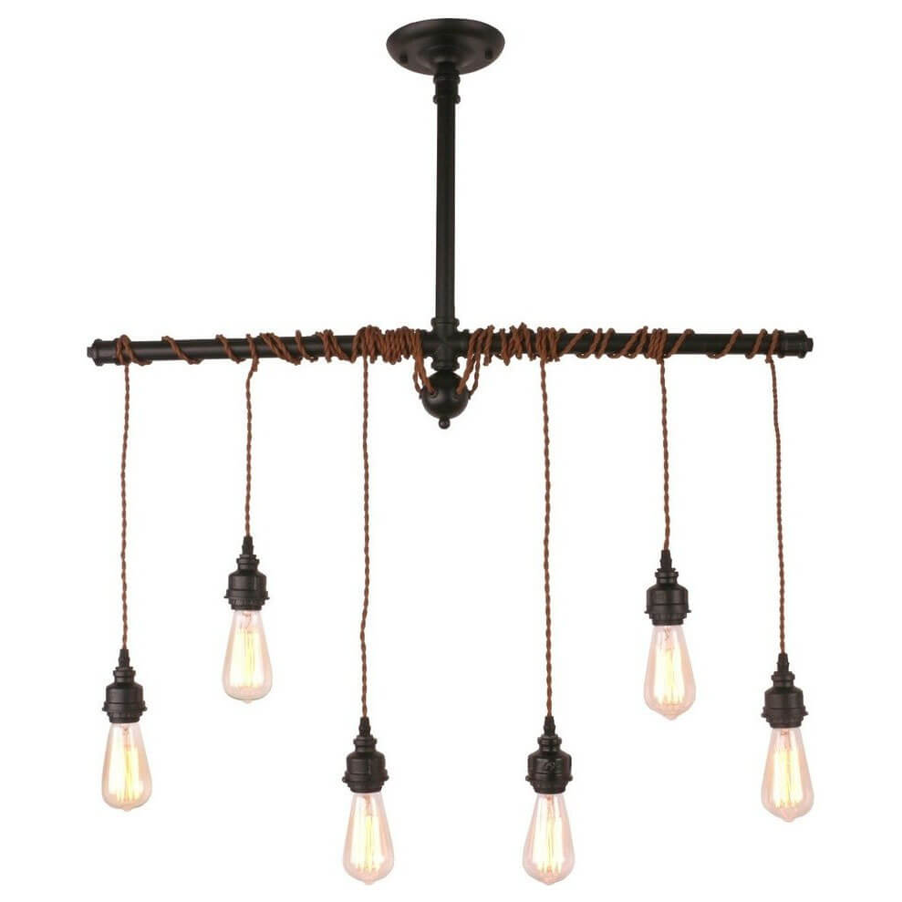Iron Pendant Light WTY454