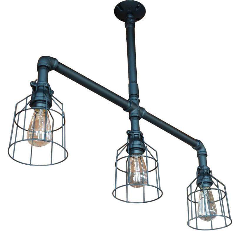 Iron Pendant Light WTY456