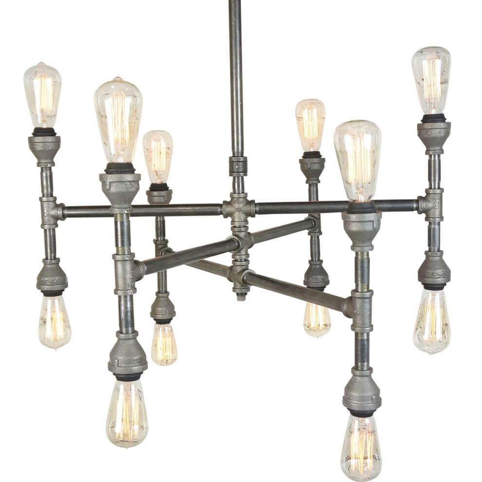 Iron Pendant Light WTY458