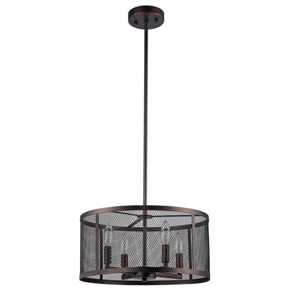 Iron Pendant Light WTY459