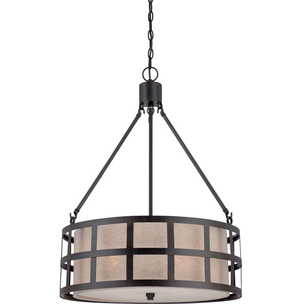 Iron Pendant Light WTY468