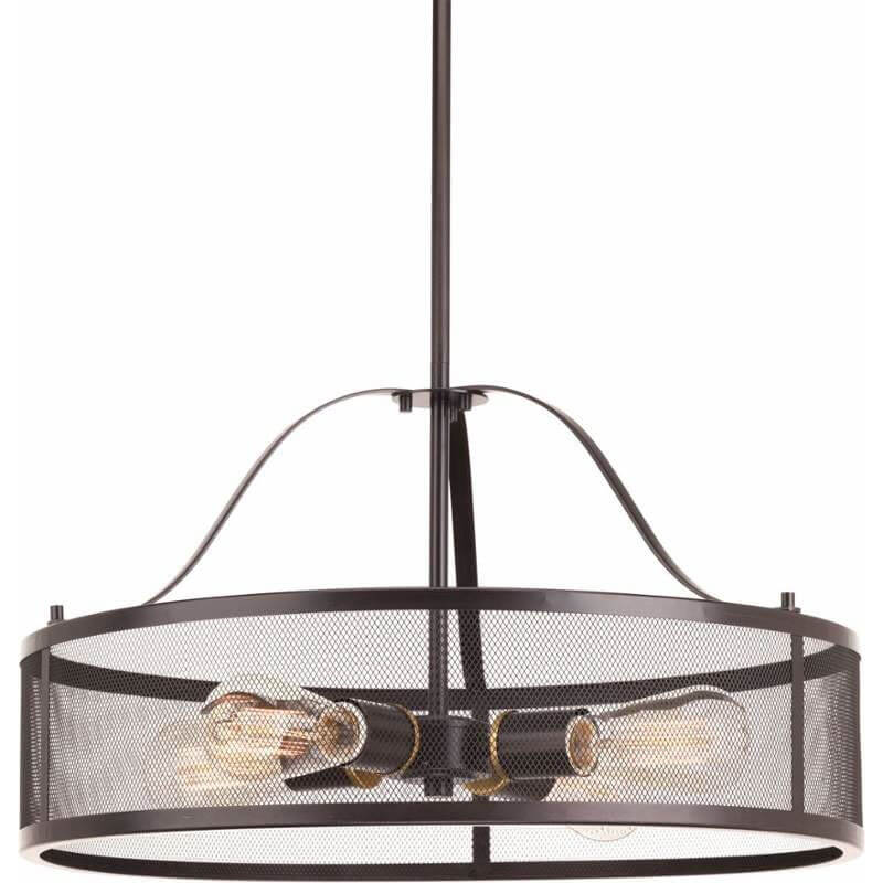 Iron Pendant Light WTY469