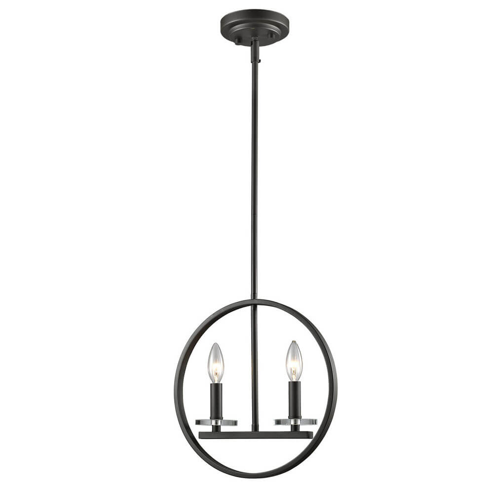 Iron Pendant Light WTY471