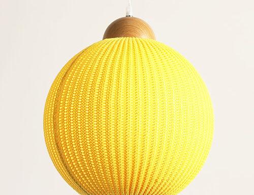 Knitting Wool Pendant Lamp  WZL064