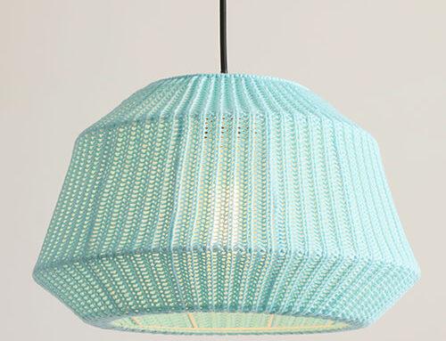 Knitting Wool Pendant Lamp  WZL065