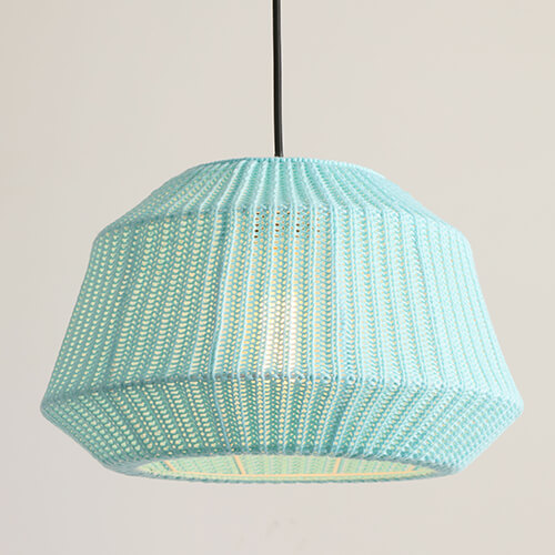 Knitting Wool Pendant Lamp WZL065