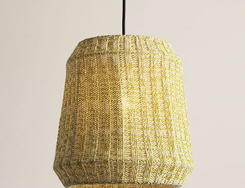 Knitting Wool Pendant Lamp  WZL066