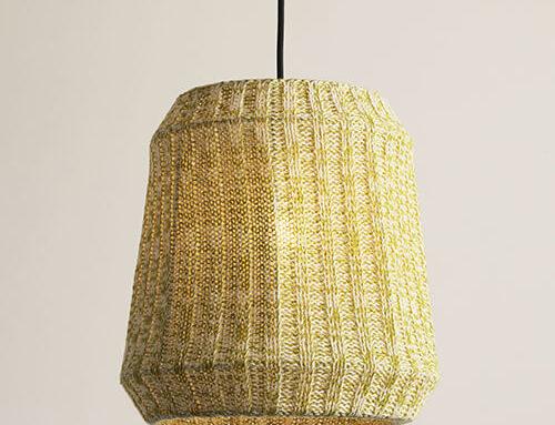 Knitting Wool Pendant Lamp  WZL066