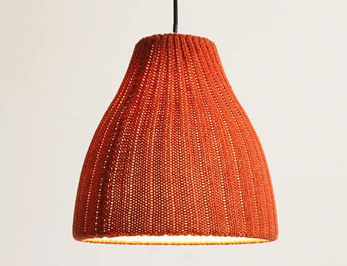 Knitting Wool Pendant Lamp WZL067