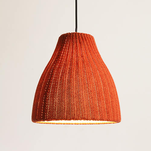 Knitting Wool Pendant Lamp WZL067