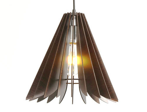 Wood Pendant Lamp WZL049A