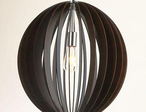 Wood Pendant Lamp WZL050B